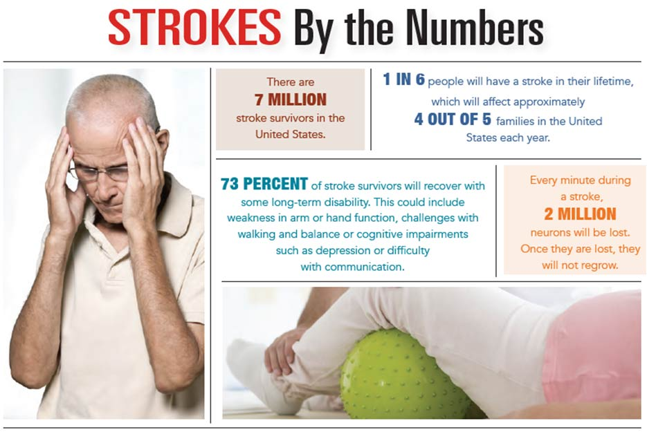 INFOGRAPHIC:Strokes by the Numbers