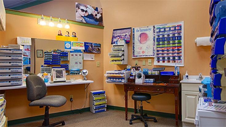 3D Optometry Mt Pleasant, SC Office