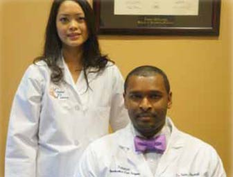 Podiatrists: Doctors Rahn and Tamika Ravenell and of Coastal Podiatry, LLC