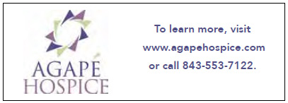 Contact Agape Hospice on the web or by phone.
