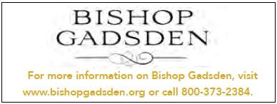 Contact Bishop Gadsden