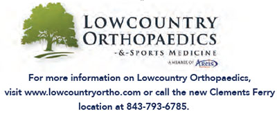 Contact Lowountry Orthopaedics