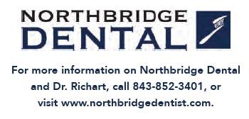 For more information on Northbridge Dental and Dr. Richart visit www.northbridgedentist.com
