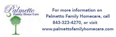 Contact Palmetto Family Homecare