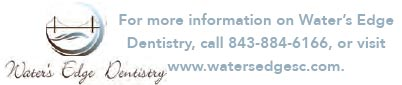 Contact Water's Edge Dentistry
