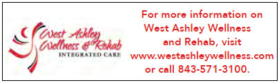 Contact West Ashley Wellness and Rehab