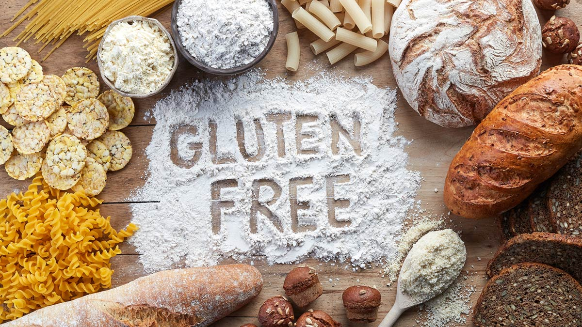 Those with celiac disease follow a gluten-free diet