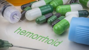 Pills with Hemorrhoid title