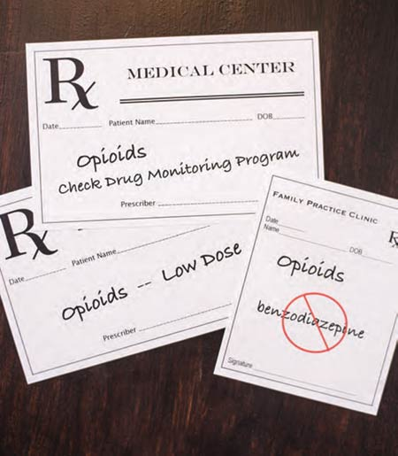 Opioid education: Legislation is in committee to establish continuing education requirements for prescribers.