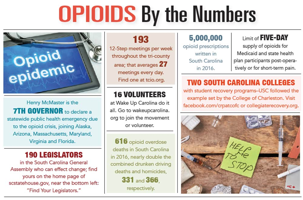 INFOGRAPHIC: Opioids by the Numbers