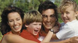 Pineland Family Dental family smiles photo