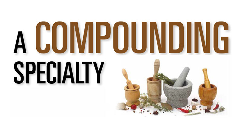 A Compounding Specialty. Plantation Pharmacy in Charleston and West Ashley, SC