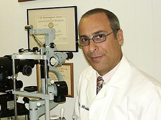3D Optometry, Dr Thomas Mirabile