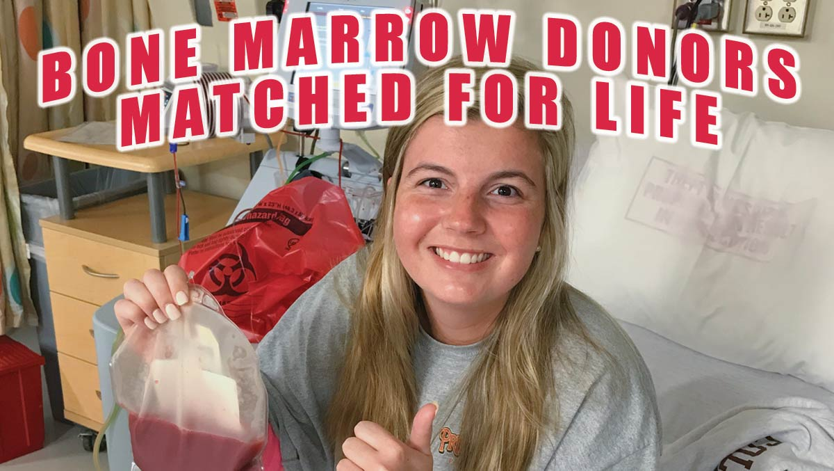 Bone Marrow Donors - Matched for Life