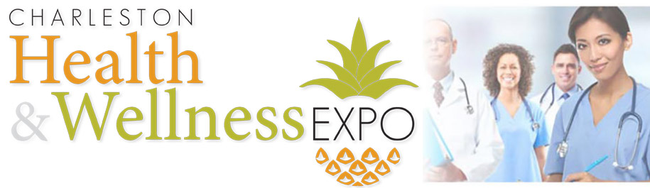The OFFICIAL Charleston Health & Wellness Expo logo