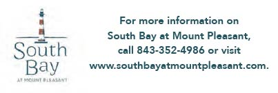 Contact South Bay at Mount Pleasant