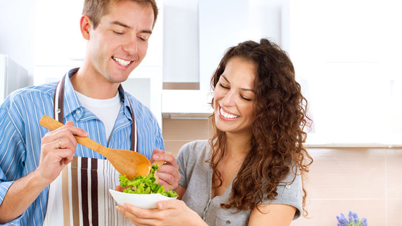 A Couple's Solution to Weight Loss and Healthy Living