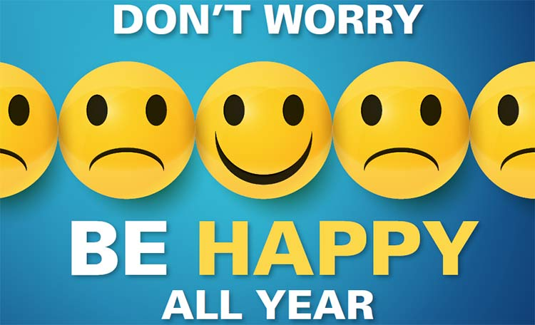 Don't Worry Be Happy All Year