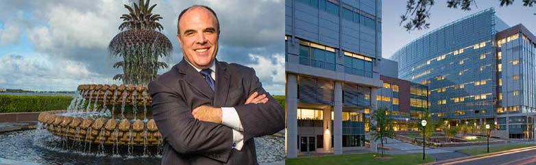Dr. Patrick J. Cawley, CEO of MUSC (Medical University of South Carolina)