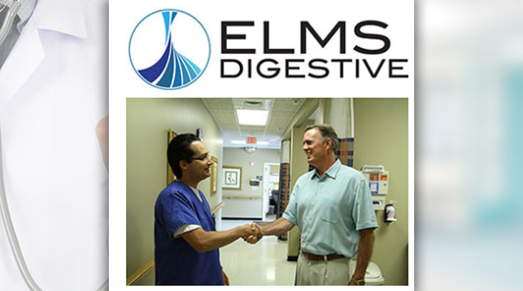 Elms Digestive, Heartburn, Gerd, Colonoscopy, and Gastroenterology.