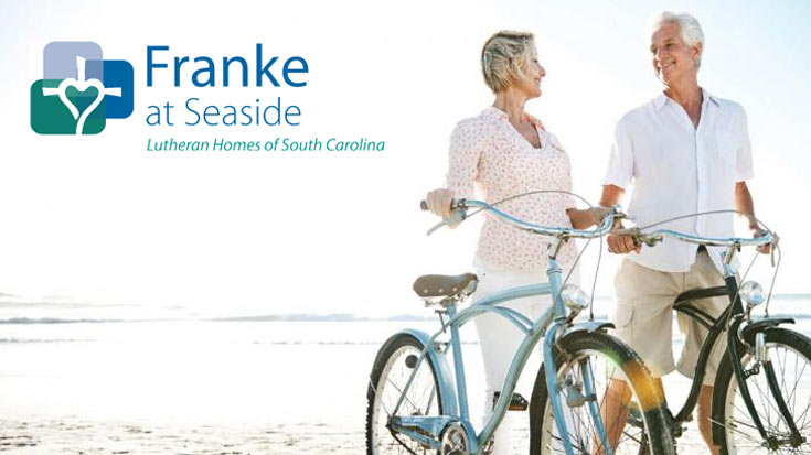 Franke at Seaside - Choices for active retirement living.