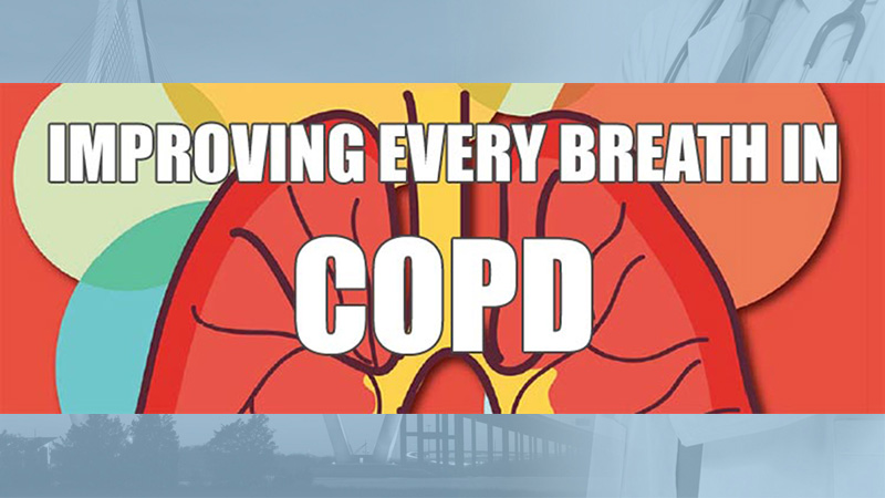 Improving every breath in COPD. Management options and new treatements being explored
