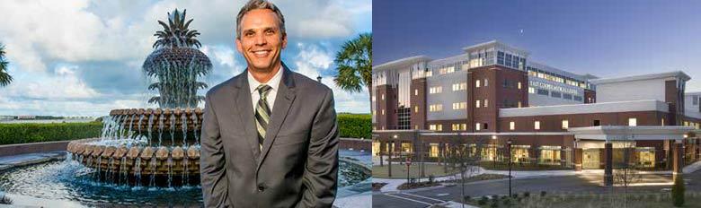 Jason Alexander, CEO, East Cooper Medical Center