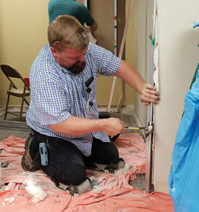 Larry Betz, Technician at East Cooper Medical Center