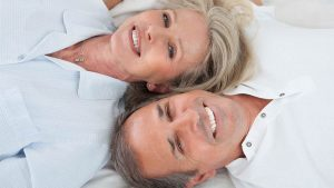 Smiling Senior Couple - Love & (Gasp!) Sex Later in Life article