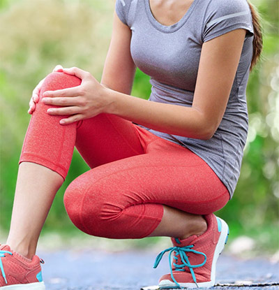 Knee pain? See Lowcountry Orthopaedics & Sports Medicine.
