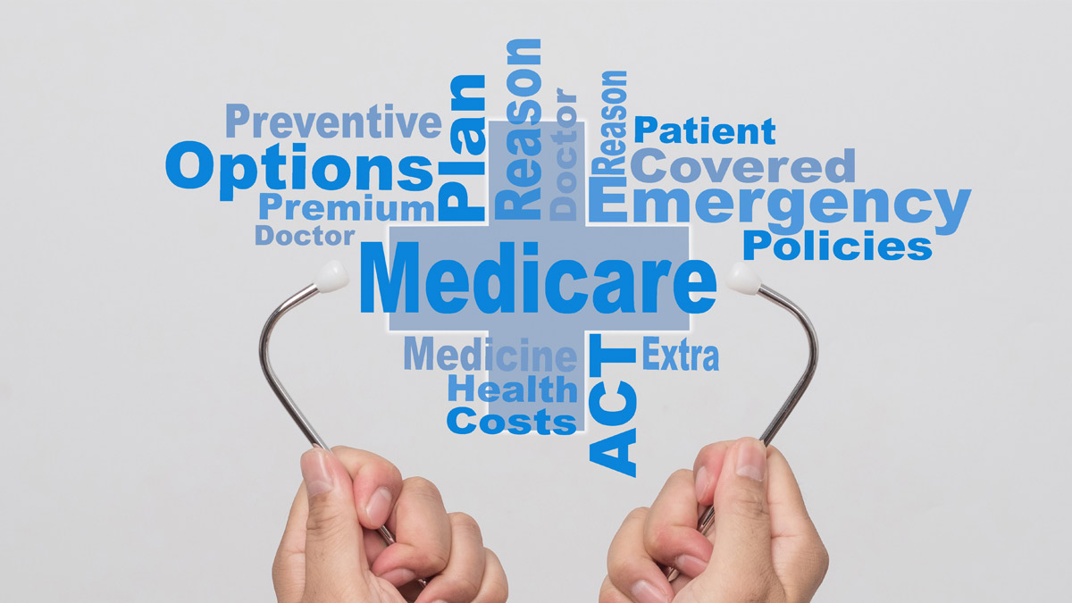 Medicare ACO graphic. ACOs - health care providers providing high-quality health care