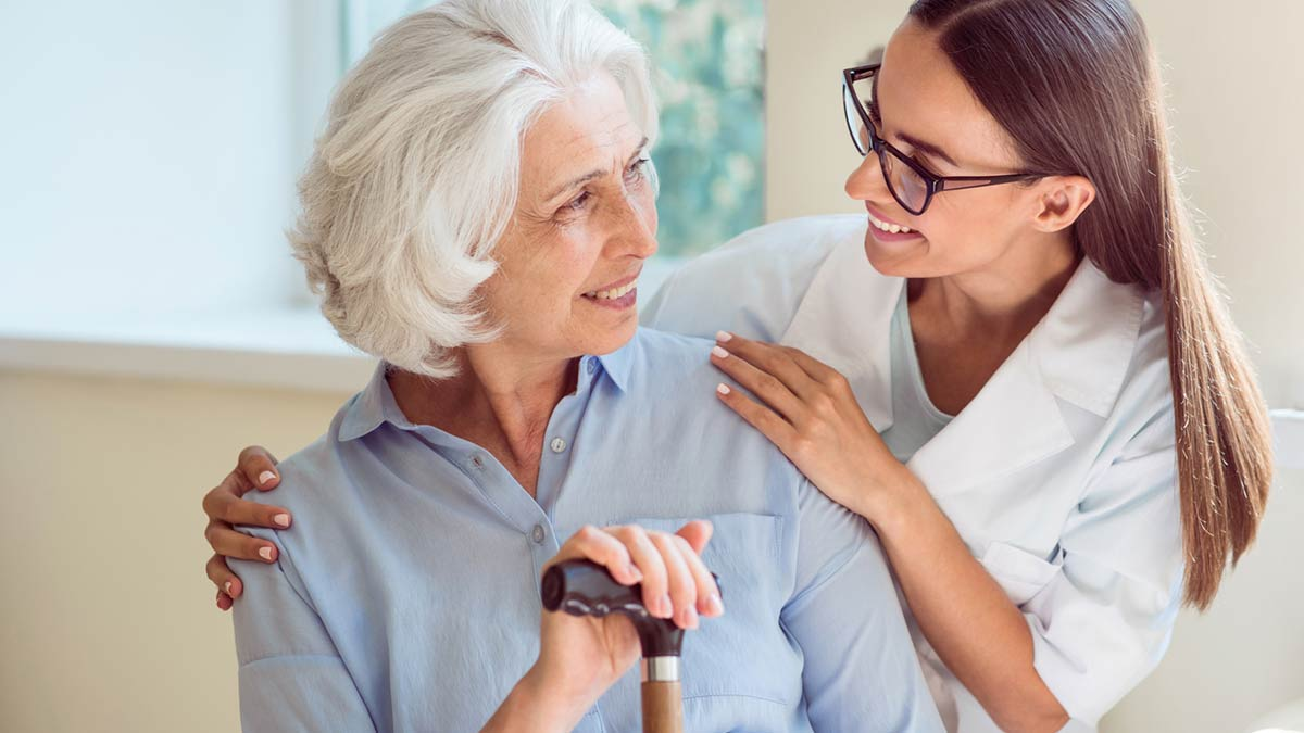 Quality Caregivers: Finding the right person with compassion and skill to go into their homes and provide care is really important.