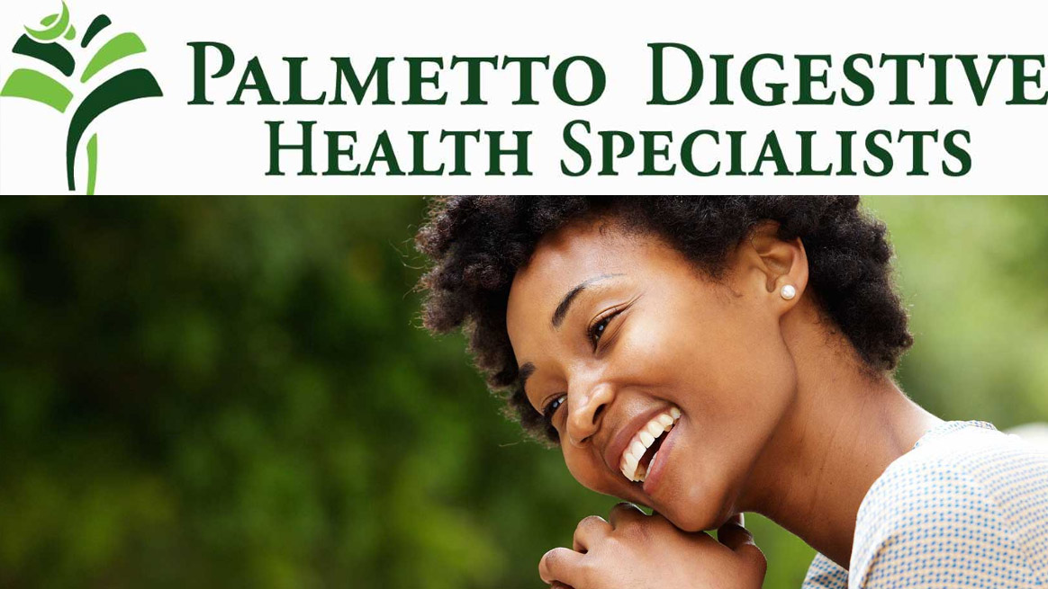 Palmetto Digestive Health Specialists logo. Palmetto Digestive Disease and Endoscopy Center