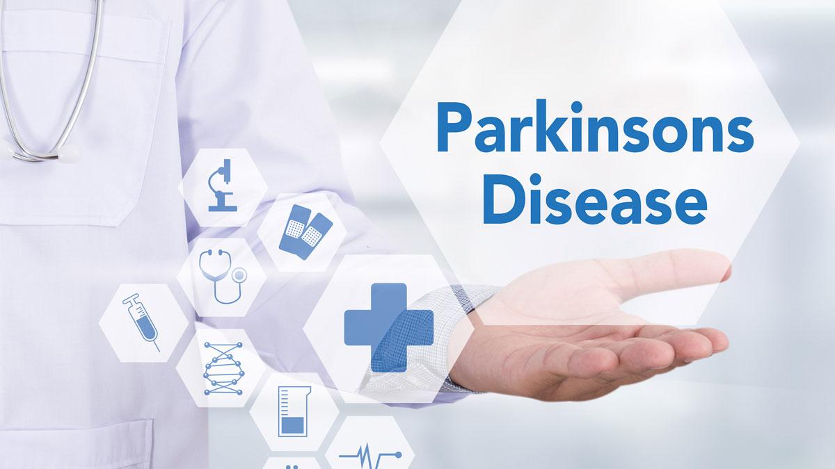 Parkinson's Disease Awareness Month photo