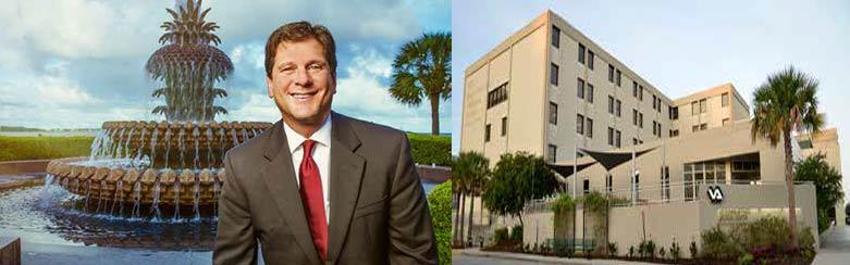 Scott Isaacks, CEO, Ralph H Johnson VA Medical Center