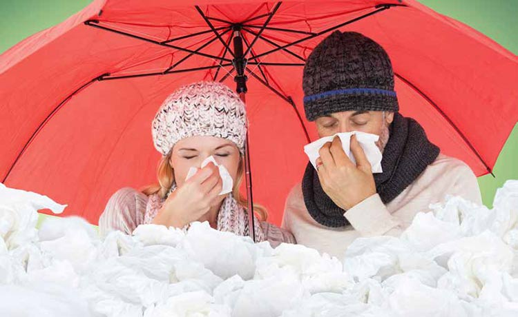 Allergy sufferes seek relief
