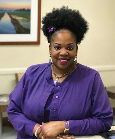Semetta Williams, Department Secretary/Patient Advocate in Medical Imaging at Trident Hospital