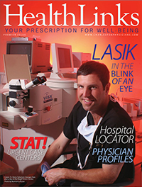 HealthLinks Charleston Magazine online