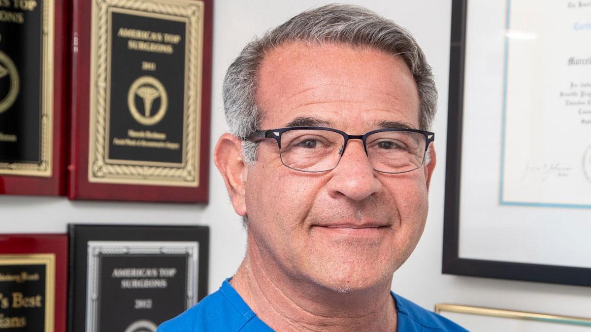 Dr. Marcelo Hochman of Facial Surgery Center