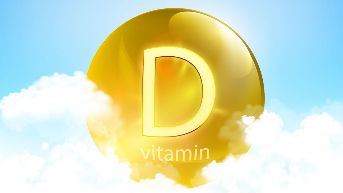 Graphic of Vitamin D
