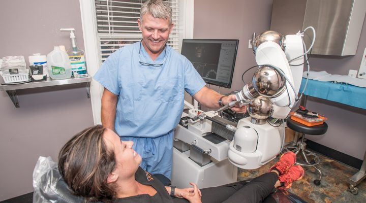 Yomi, the first robotic surgery tool specifically for dental procedures
