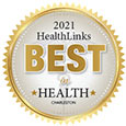2021 Best in Health Logo