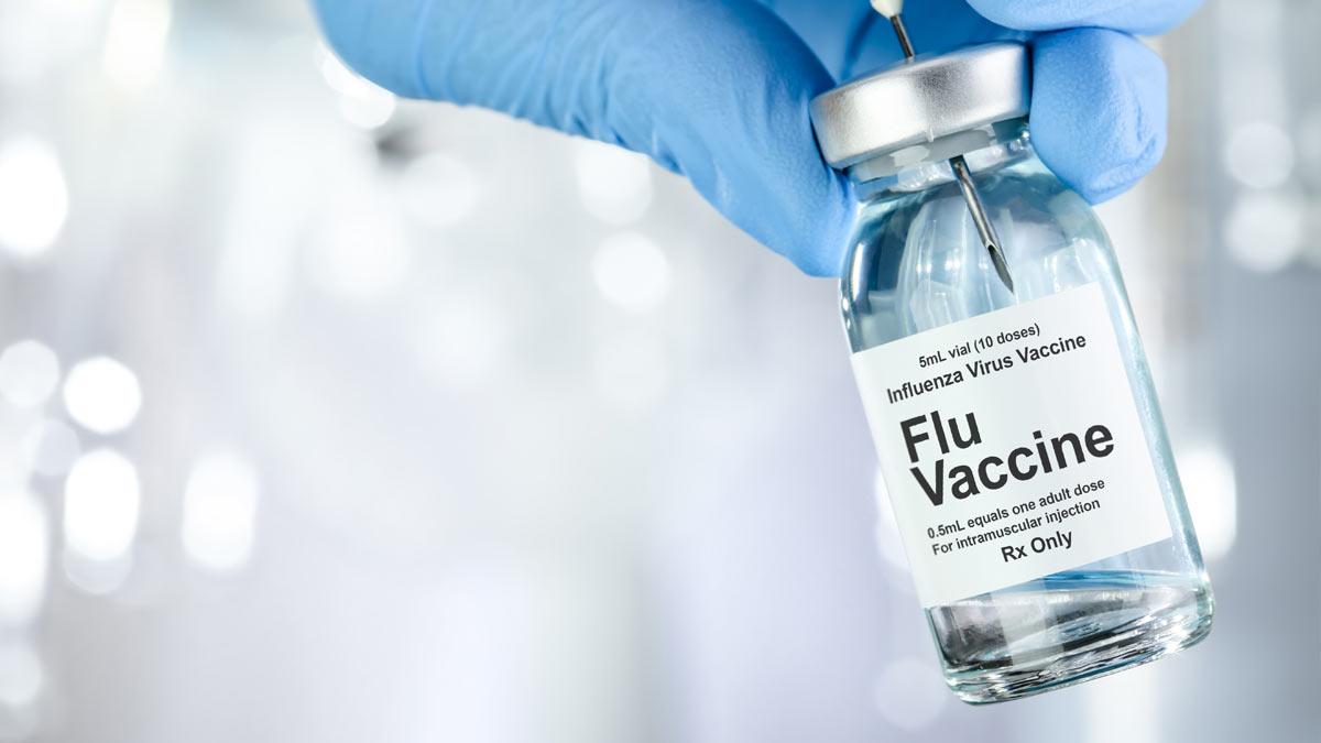A flu shot