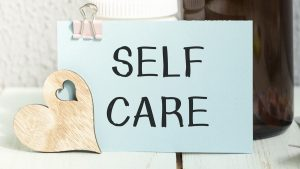 Self care. Self-Care Comes First for Caregivers