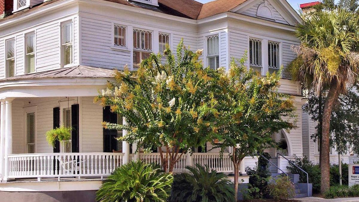 Hope Lodge in Charleston, South Carolina