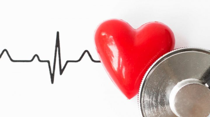 ILLUSTRATIVE photo: A heart and stethescope