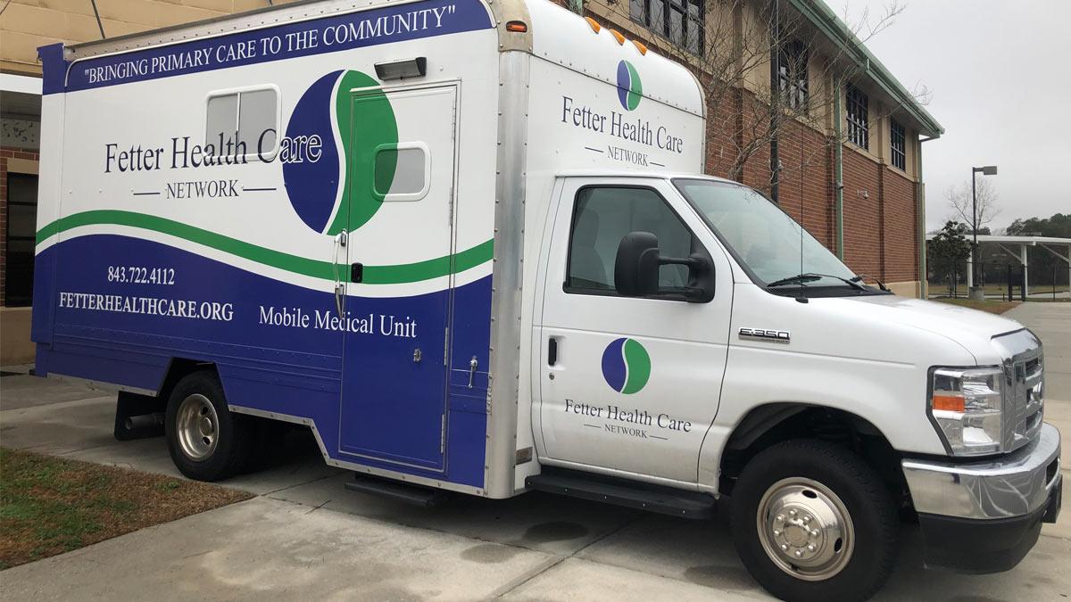 Fetter Health Care Network Mobile Medical Unit