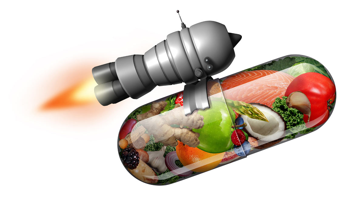 Supplements Boost Immunity