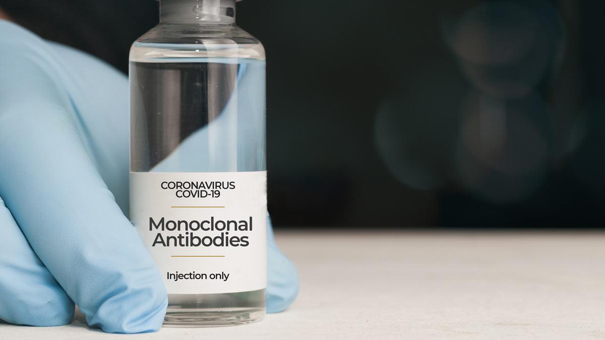 Monoclonal antibody treatments for COVID-19