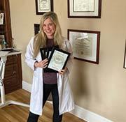 DR. BRITTANY HENDERSON named BEST ENDOCRINOLOGIST